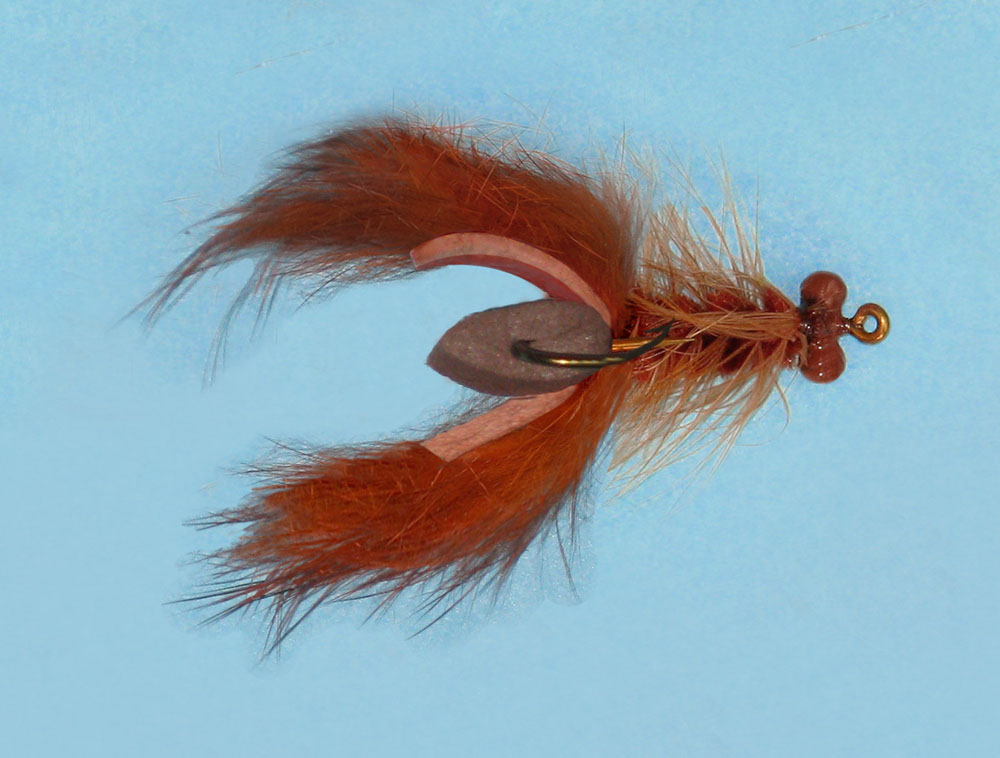 Tim s hitail craw smallmouth angler for Fly fishing for smallmouth bass