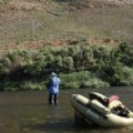 Park & Wade on the Breede River
