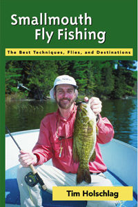 Smallmouth Fly Fishing Cover