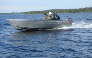 18 Foot Boat