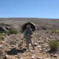 Looking for water in the Karo Desert