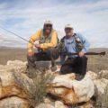 Tim & Herman in the Karo