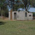 Fish camp cabin