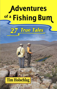 Adventures of a Fishing Bum book cover