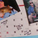 New Years Resolution Calendar